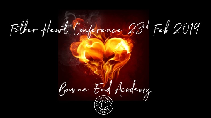 Father Heart Conference 2019   Session 3  JJ Waters