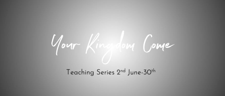 Your Kingdom Come – Presence & Light (Pentecost Sunday)